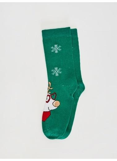 LC Waikiki Çorap Yeşil